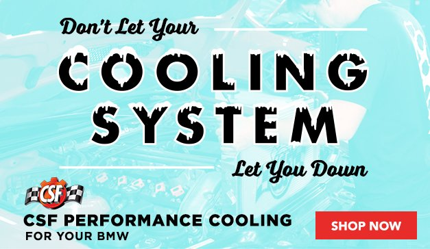 BMW - CSF Cooling Products Coupon Code