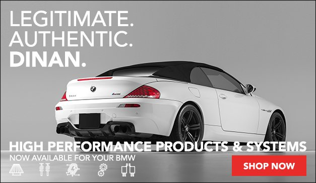 BMW | DINAN Performance Products