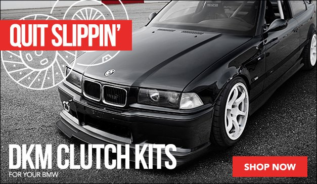 DKM Clutch Kits for BMW