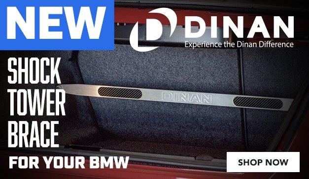 BMW - New Dinan Shock Tower Brace