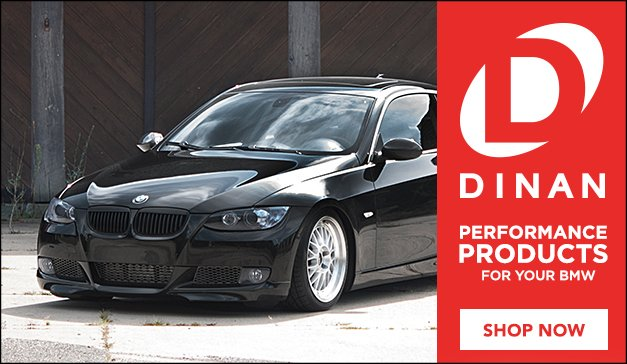 Dinan Performance Products for your BMW