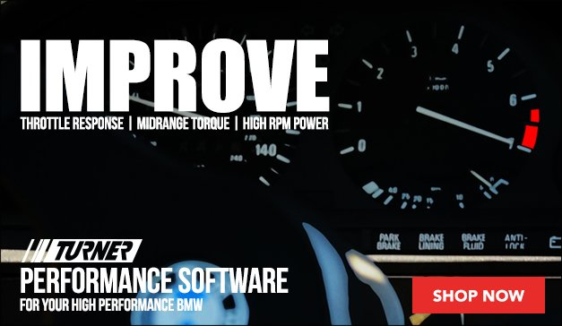 Turner Performance Software for your BMW