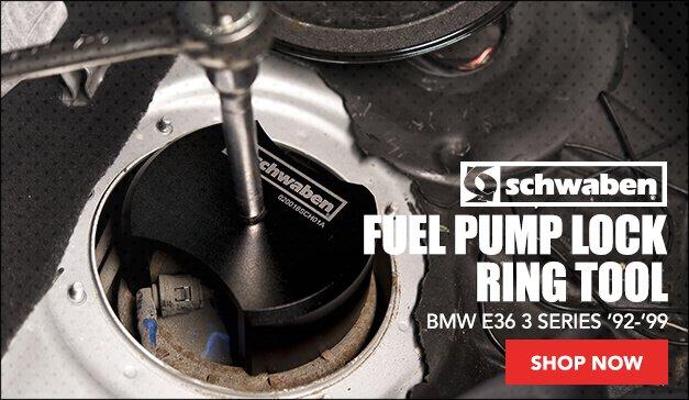 BMW E36 Schwaben Fuel Pump Lock Ring Tool