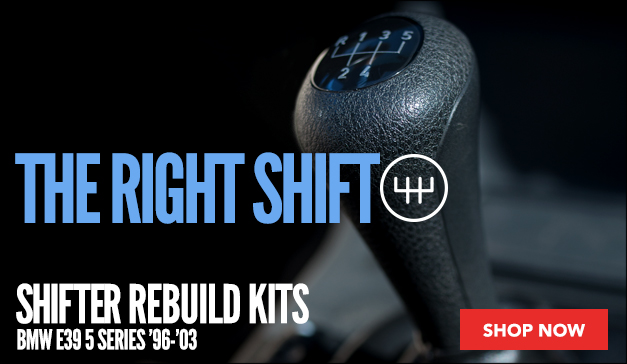 Shifter Rebuild Kits | BMW E39 5 Series