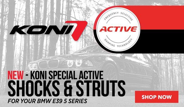 KONI Special Active Shock Kits - BMW E39 5 Series