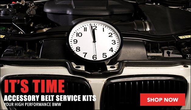 BMW S62 Belt Service