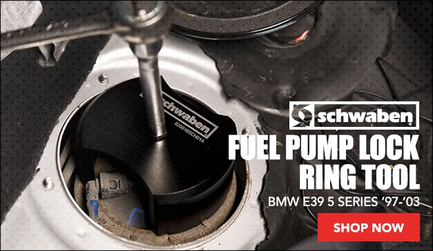 BMW E39 5 Series Fuel Pumps and Specialty Tools