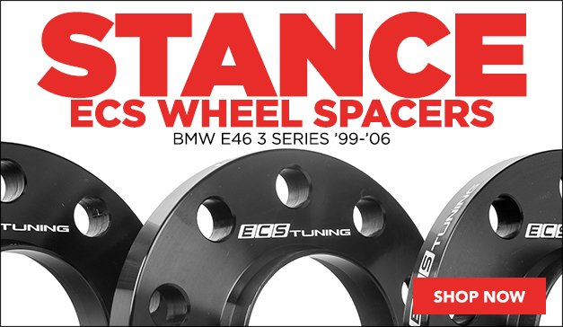 BMW E46 3 Series ECS Wheel Spacers