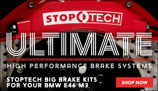 StopTech BBK for your BMW E46 M3