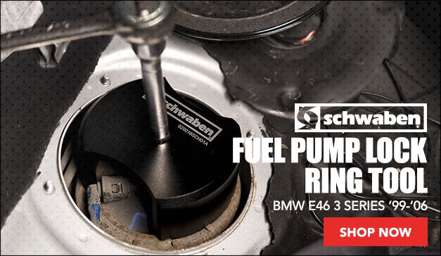 BMW E46 3 Series Fuel Pumps and Specialty Tools