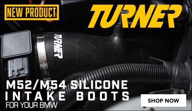 BMW - E46 Turner M52/M54 Silicone Intake Boots