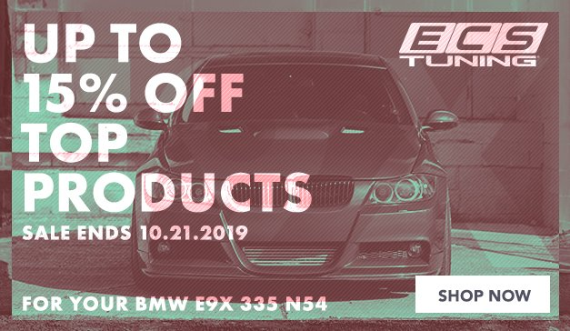 BMW - Top Products - E9X 335 N54