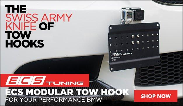 ECS Modular Tow Hook