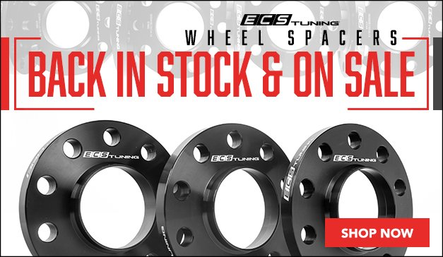 ECS Wheel Spacers - General BIS & Sale