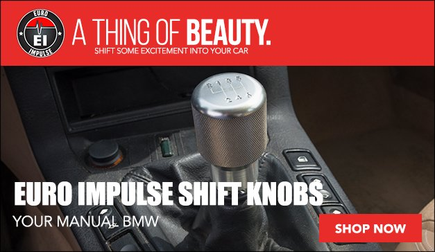 Euro Impulse Weighted Shift Knobs for your BMW