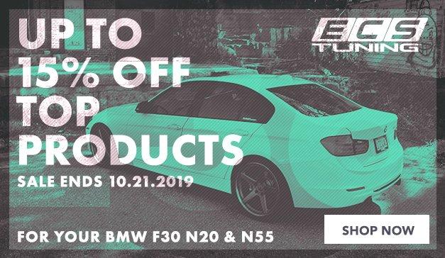 BMW - TOP ECS PRODUCTS - F30 N20 & N55