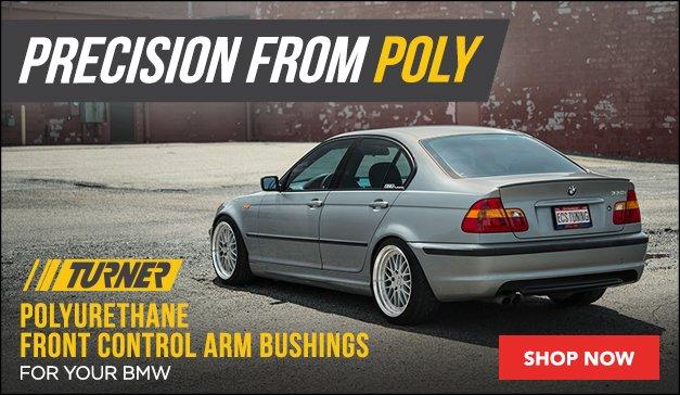 BMW - Turner Poly Control Arms