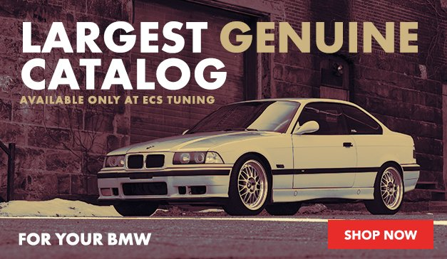 BMW - Top Genuine Products For Your BMW