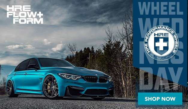 BMW - Updated HRE Wheel Catalog