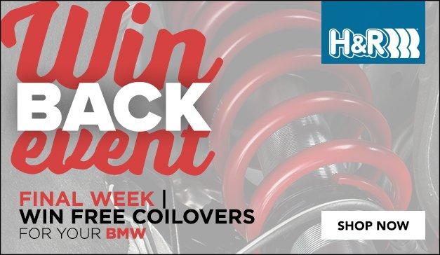 BMW - H&R Sale