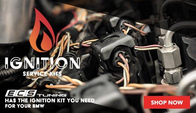 Assembled by ECS Ignition Service Kits for your BMW