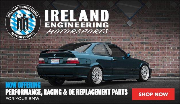 Now Offering Ireland Engineering