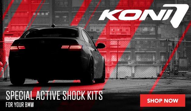 KONI Special Active Shock Kits