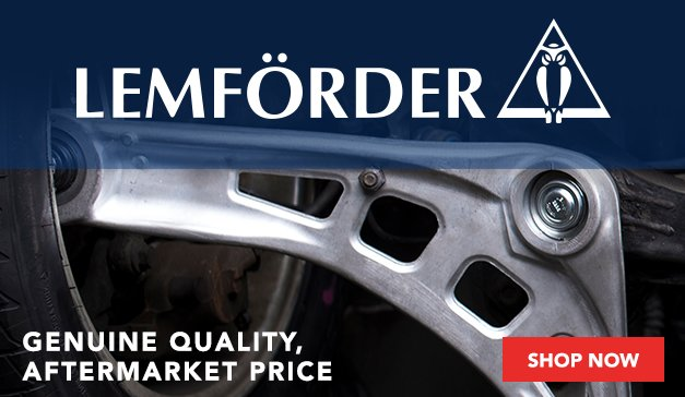 Lemforder - Genuine Quality, Aftermarket Price