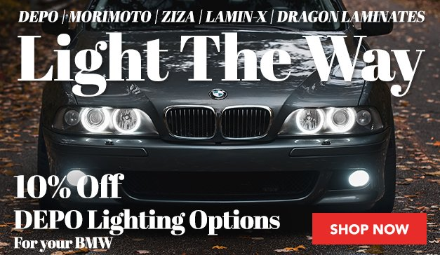 BMW - MORIMOTO Lighting Products