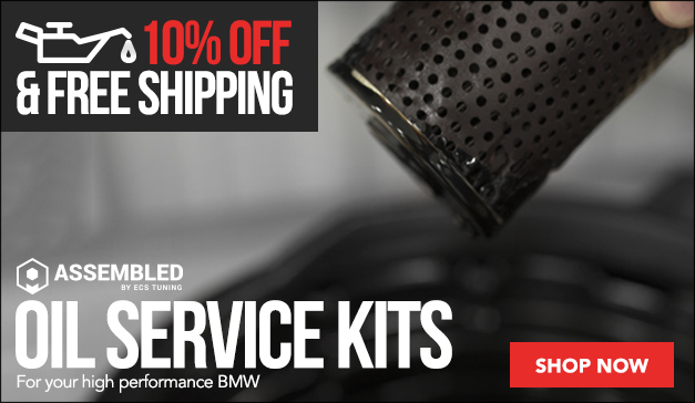 BMW M52/M54 Oil Service Sale