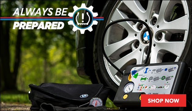 BMW Emergency and Mobility Kit | While Supplies Last