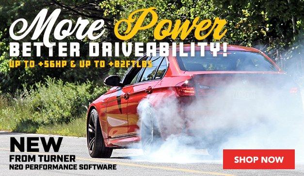New Turner Motorsport N20 Performance Software