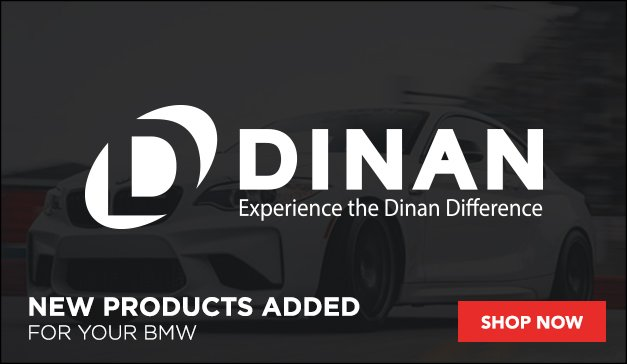 BMW - Build Up Your Badge with Dinan