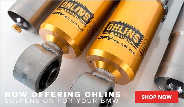 Now Offering - Ohlins Suspension