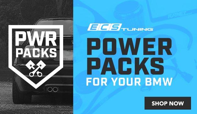 BMW - Performance Power Packs