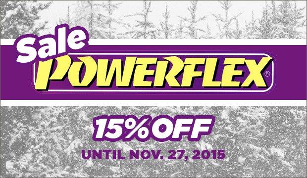 Powerflex Sale