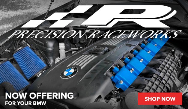 BMW - Now Offering Precision Raceworks