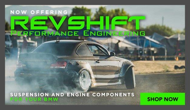 BMW - Revshift