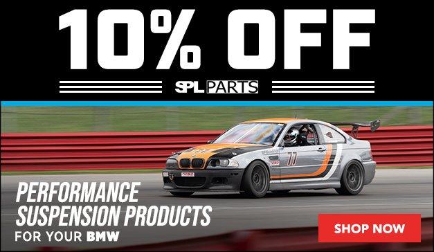 10% Off SPL Parts