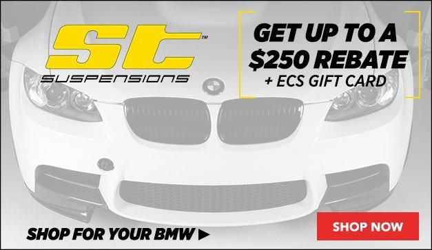 ST - ST X $150 - ST XTA $250 - rebate + Bonus ECS Gift Cards | BMW