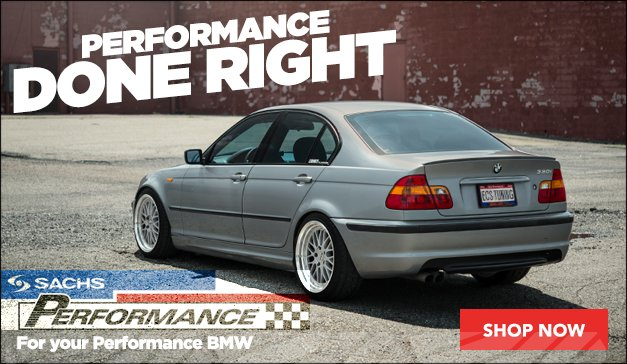 SACHS Performance Products BMW