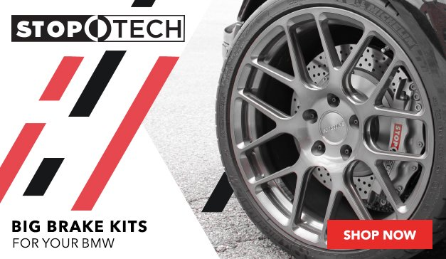 STOPTECH Big Brake Kits for your BMW