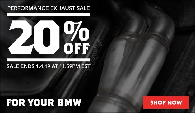20% Off Supersprint Exhaust