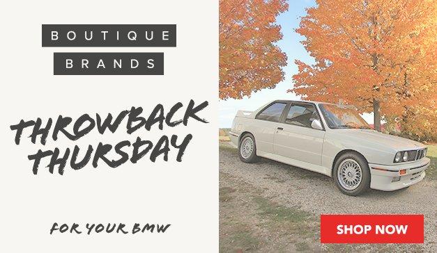 BMW - Boutique Performance Brand Recognition