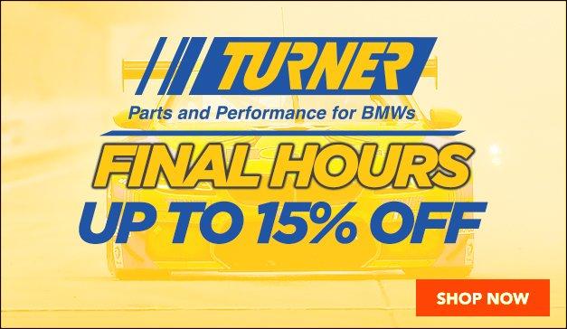 BMW Turner Motorsport Final Hours