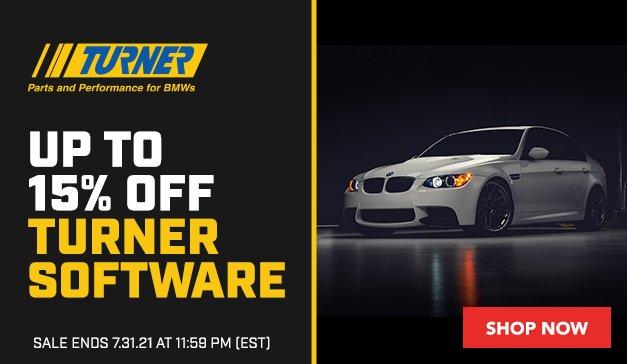 BMW - Turner Performance Software