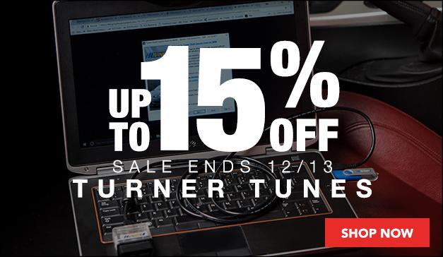 BMW - Turner Tunes - On Sale 15% Off