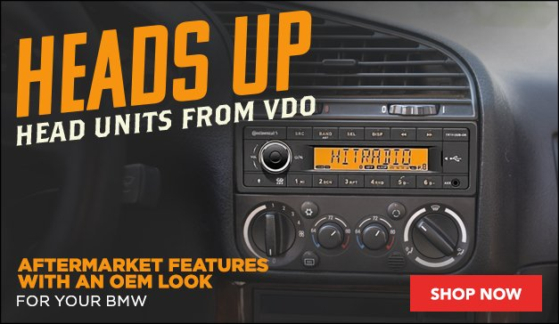 BMW - VDO Head Units