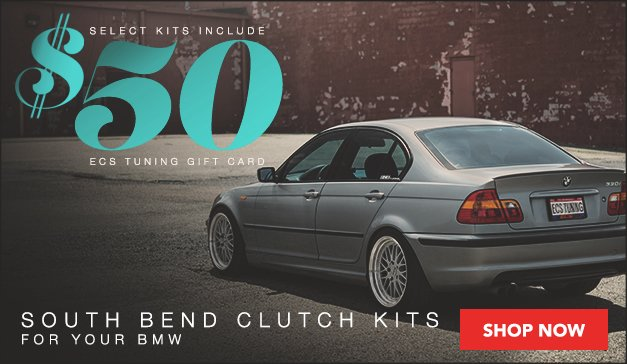 $50 ECS Gift Card with Select Southbend Clutch Kits