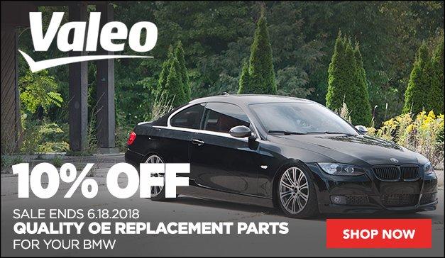 10% Off VALEO BMW
